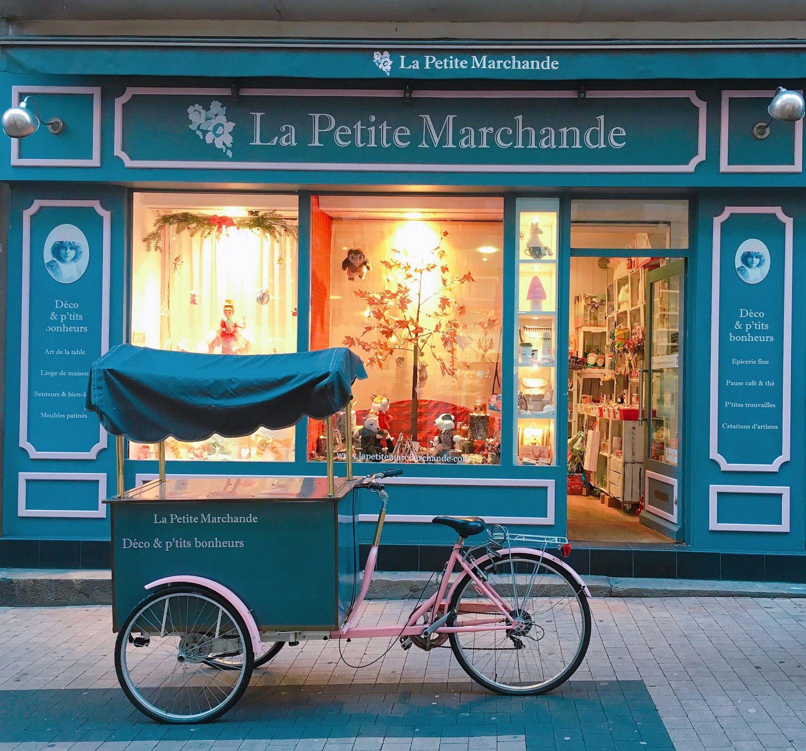 Bonnes adresses angevines les jolies choses marie anne en 2 mots blogueuse angevine - La petite marchande angers ...