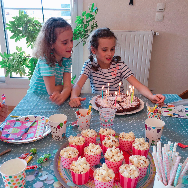 anniversaire jumelles