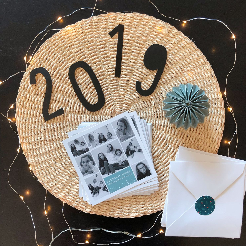 carte voeux 2019 rosemood