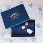 Une idée cadeau pour Noël: la dernière box de Saperlipapier