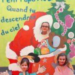 Une sortie aux Ateliers du Père Noël avec les kids