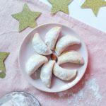 Mes croissants de lune pour Noël (cornes de gazelle)