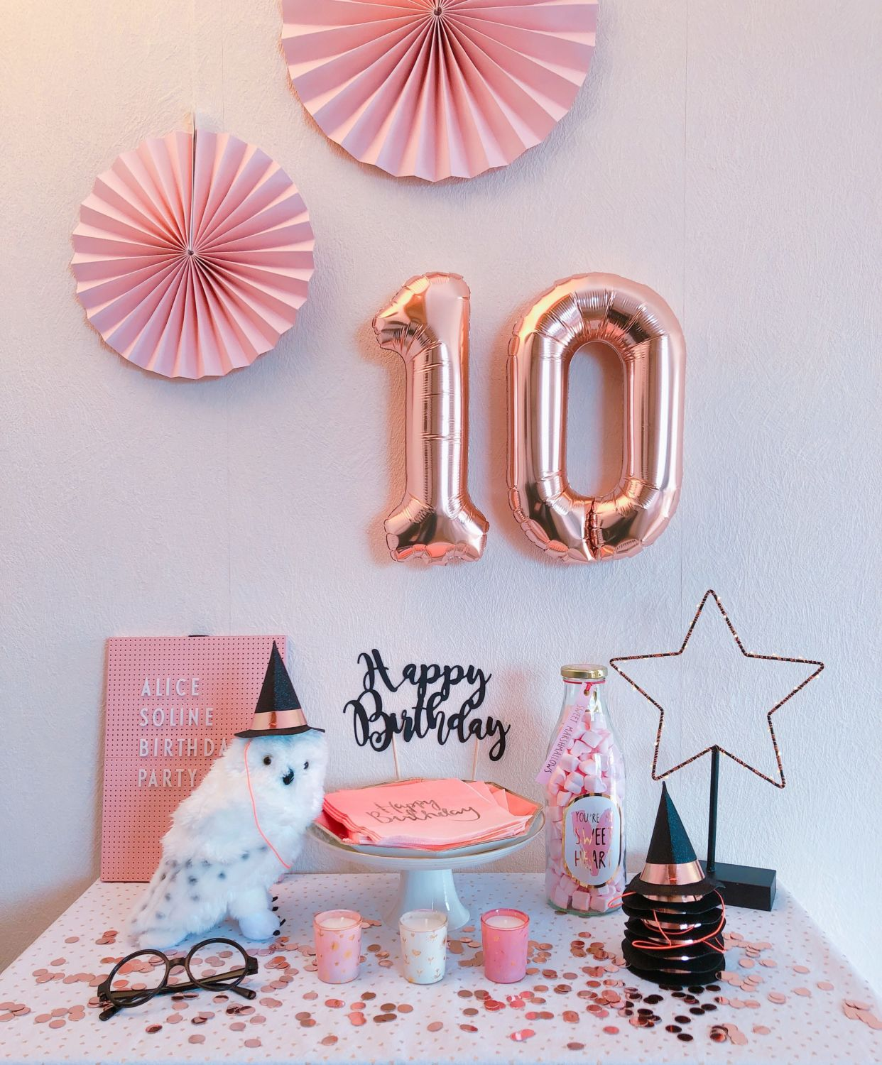 theme anniversaire fille 10 ans anniversaire. Black Bedroom Furniture Sets. Home Design Ideas