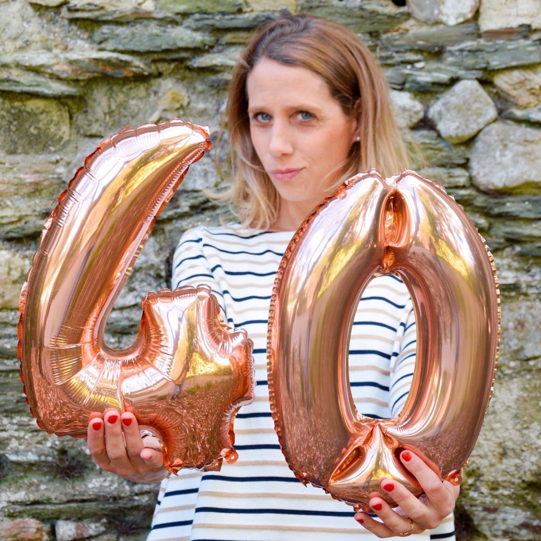 40 ans - marie-anne en 2 mots - blogueuse angevine