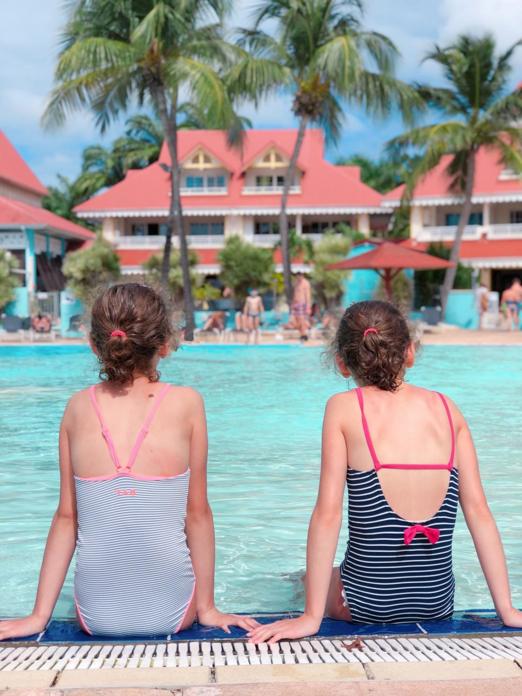 pierre et vacances guadeloupe - piscine jumelles