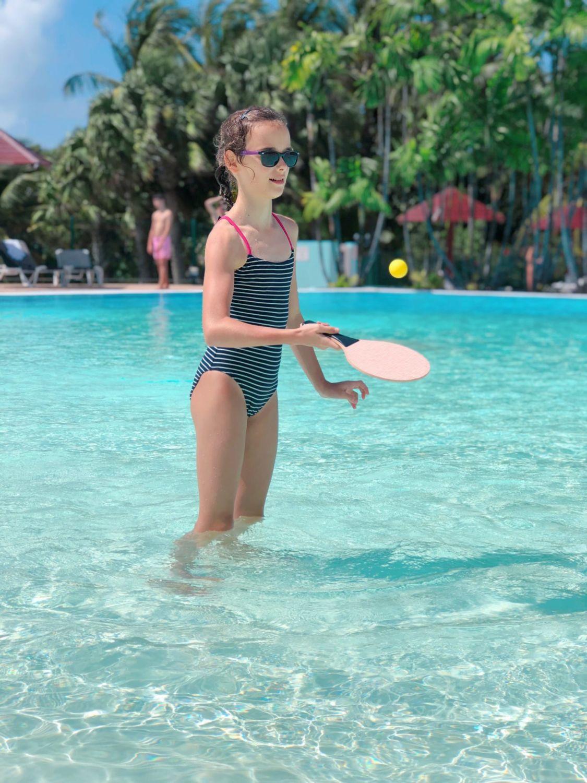 pierre et vacances guadeloupe - piscine enfant