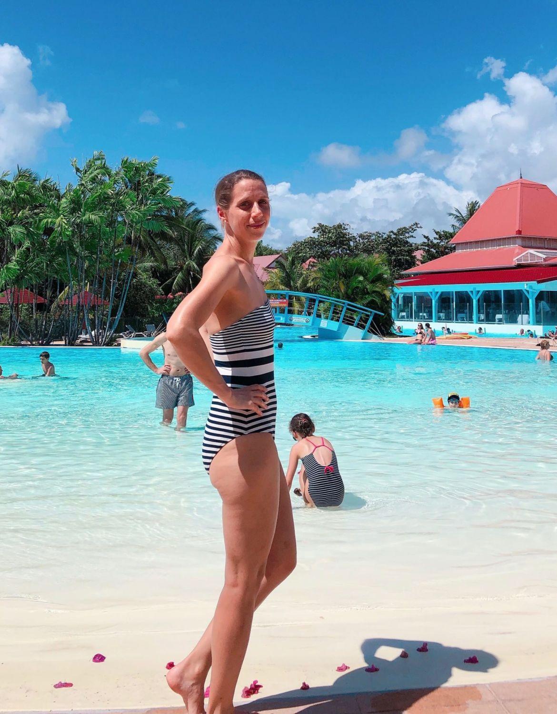 pierre et vacances guadeloupe - piscine