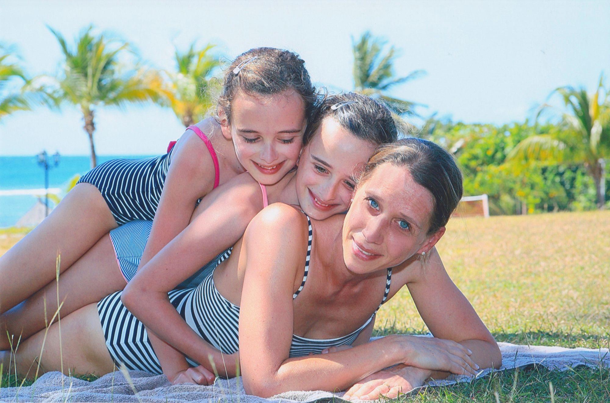 pierre et vacances - guadeloupe - séance photo famille