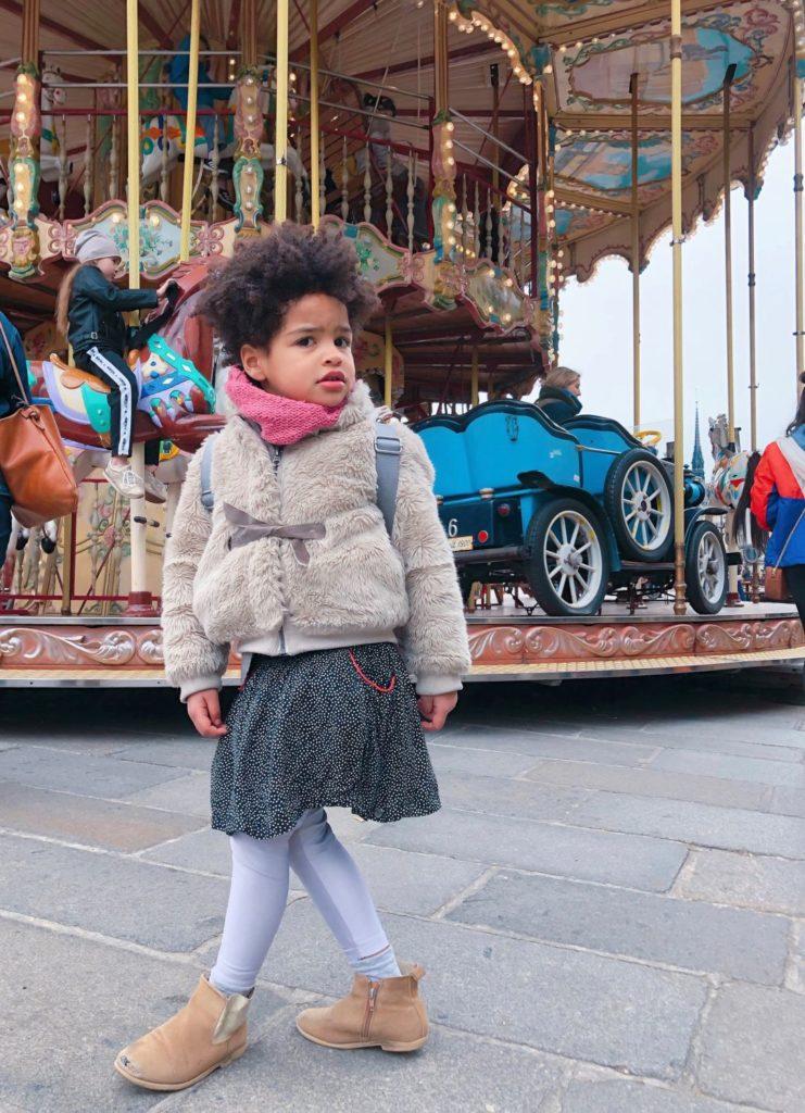 carrousel Hôtel de Ville - Paris