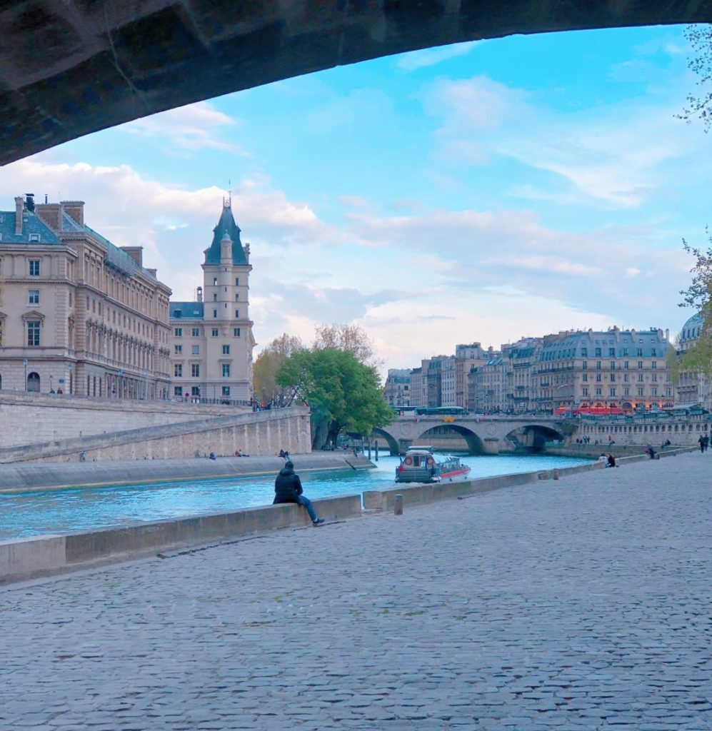 quais de Seine - Paris