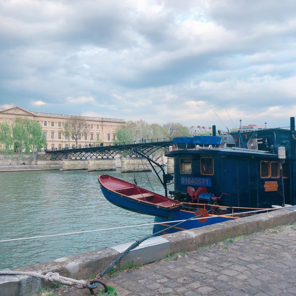 quais de Seine - Paris - bateaux