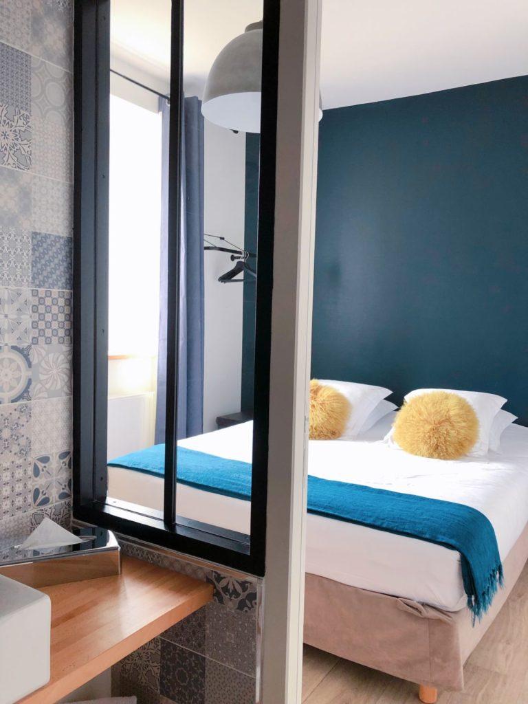 villa les hydrangeas chambre cosy vue mer